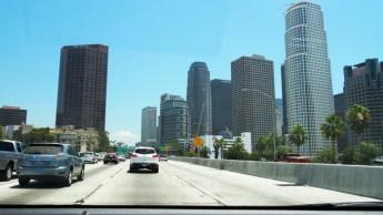 Dowtown Los Angeles no puede competir con las secuoyas