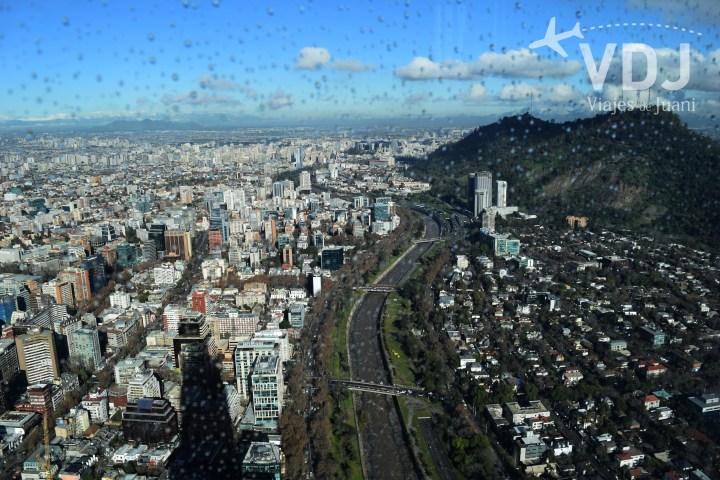 Vistas desde el sky