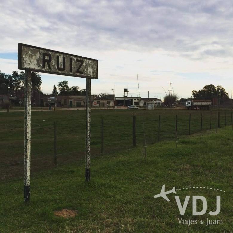 Estacion Villa Ruiz