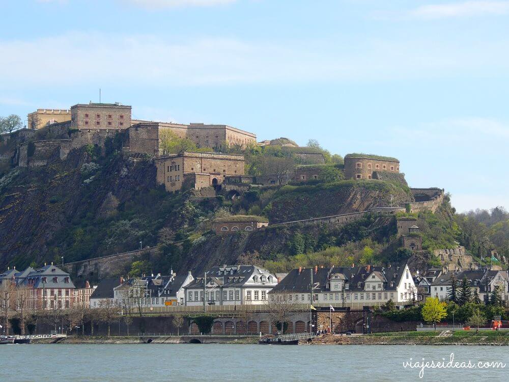 Fotaleza de Koblenz