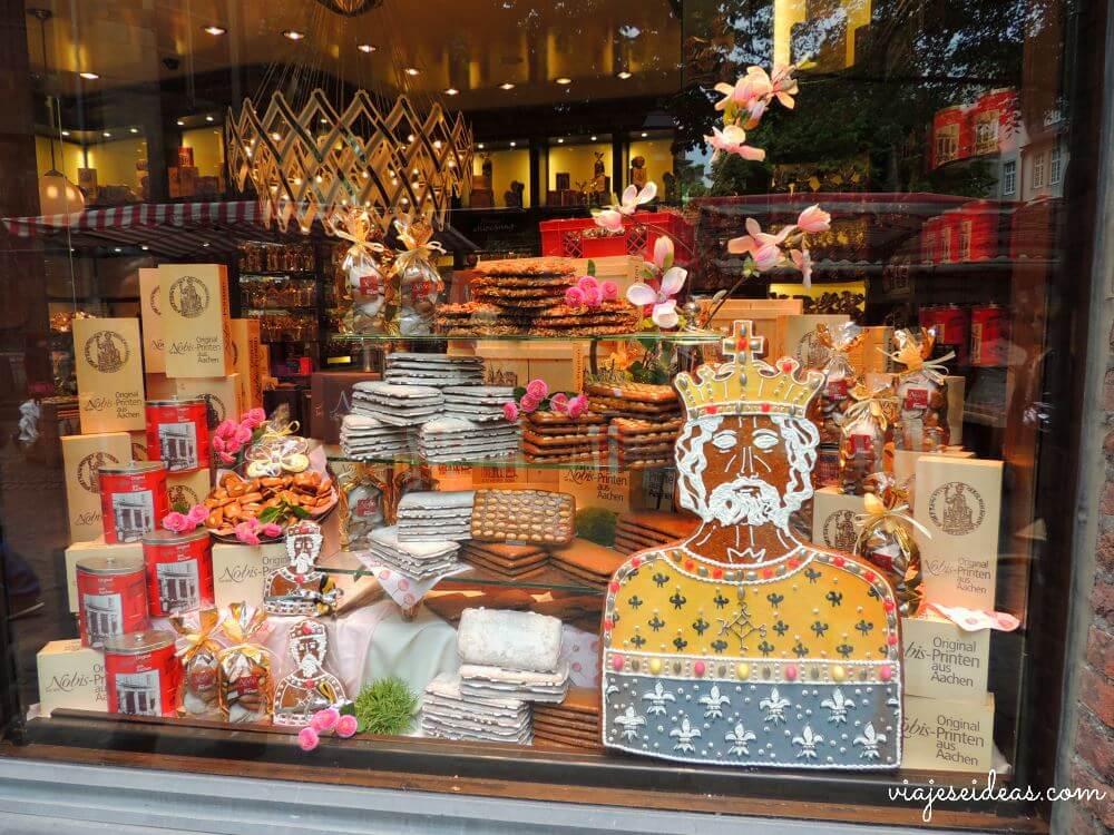 Pastelería de Aachen