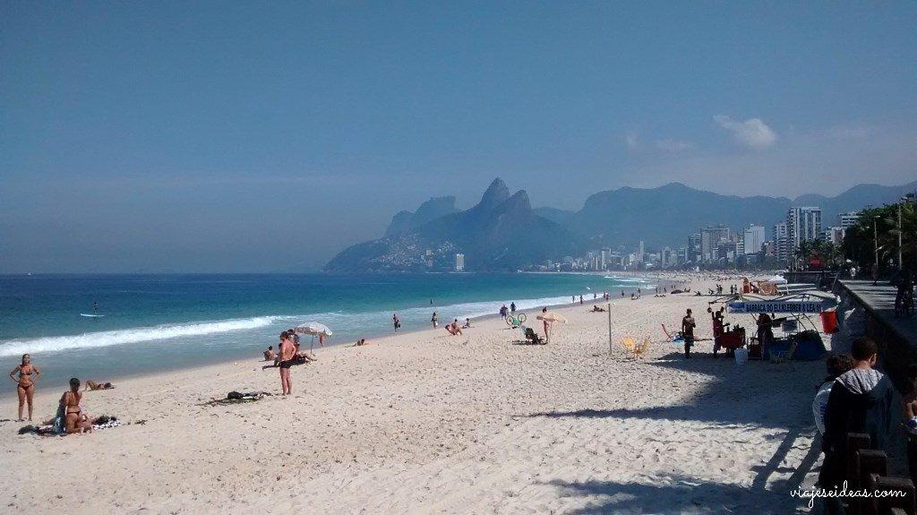 Copacabana e Ipanema: las playas más famosas de Río de Janeiro