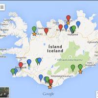 Mi viaje a Islandia de 10 días con mapa incluído