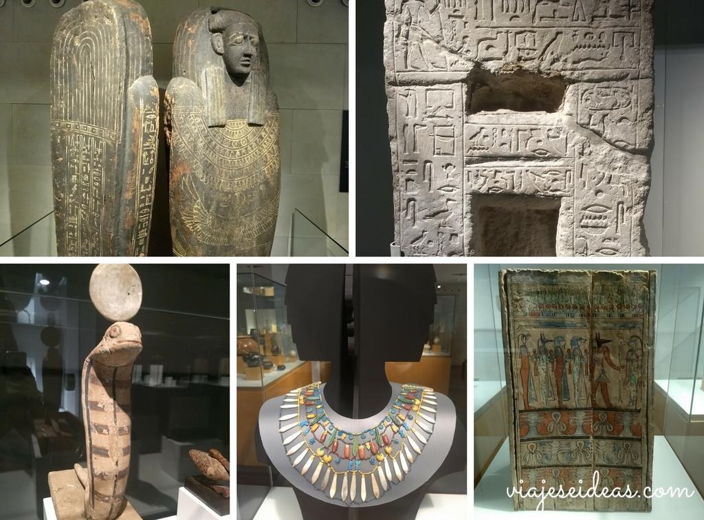 Museo Egipcio, Museos de Barcelona