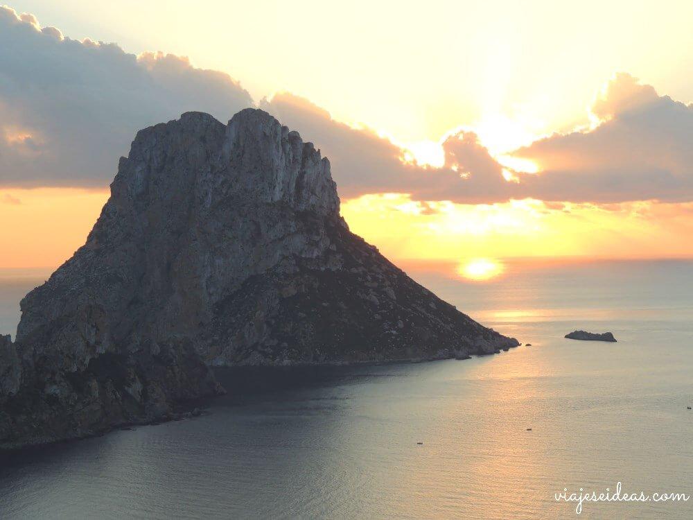 Es Vedrá, fin de semana en Ibiza