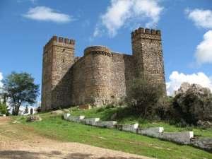 castillos de huelva