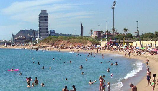 Playas de Barcelona (II)