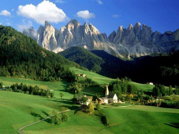 Las Dolomitas, Una maravilla de los Alpes Orientales