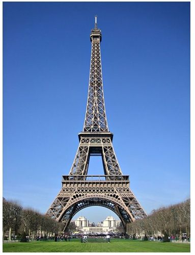 Conoce La Torre Eiffel