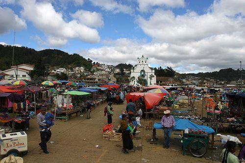 Comunidades Indígenas de Chiapas
