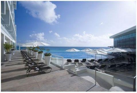 Hotel Sun Palace en Cancun para pasar la luna de miel