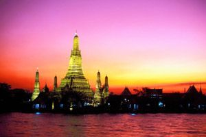 Guía de viaje por Bangkok