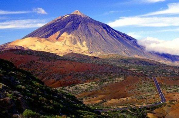 Teide en Tenerife