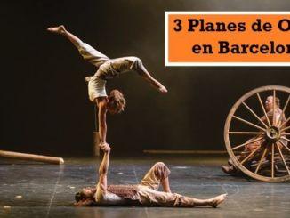 Planes de Ocio en Barcelona