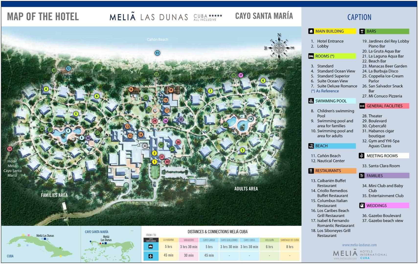 Book Online Meli Las Dunas All Inclusive Hotel Cayo
