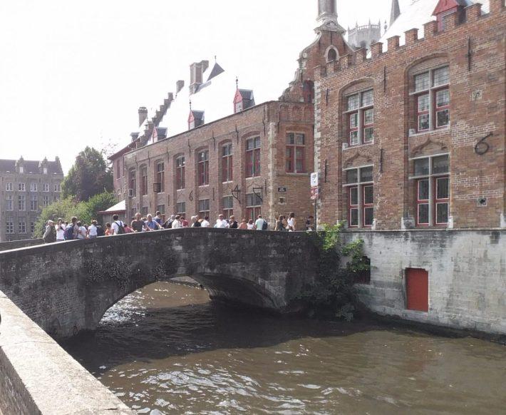 Brujas (Bélgica) Qué ver en un fin de semana en Brujas?