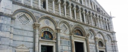 Catedral de Pisa. Qué ver en Pisa en 1 día? Qué ver en la Toscana en 1 día?