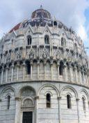 El Baptisterio. Qué ver en Pisa en 1 día? Qué ver en la Toscana en 1 día?