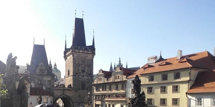 Praga (R. Checa). Que ver en un fin de semana.