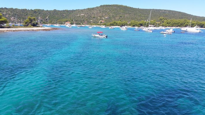 Blue Lagoon (Croacia). Excursiones desde Trogir o Split.