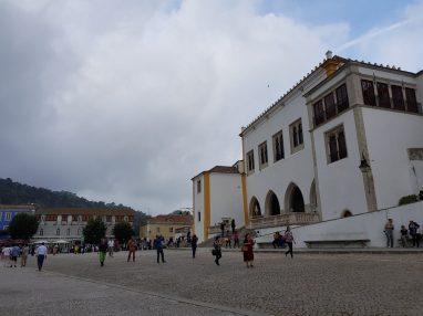 Plaça da República. Sintra (Portugal)