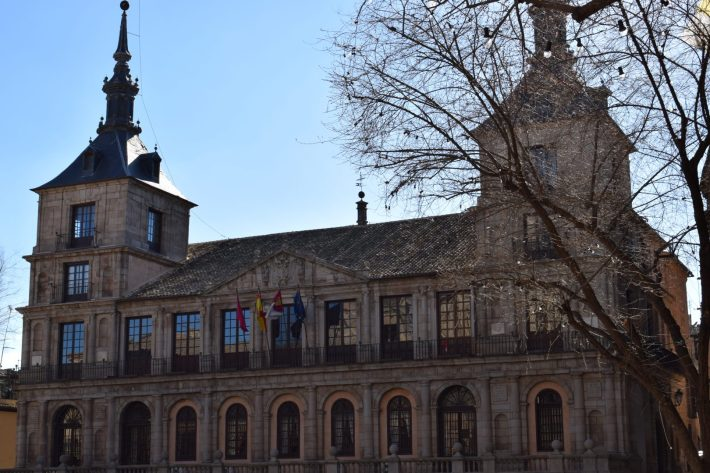 Ayuntamiento de Toledo. (Toledo, España)
