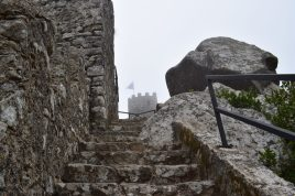 Castelo dos Mouros. Sintra (Portugal)