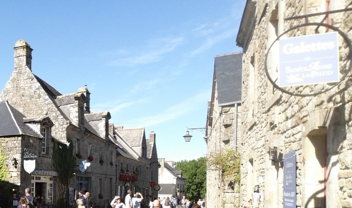 Locronan (Francia)