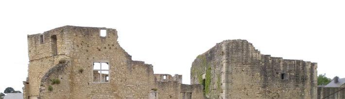 Luxemburgo. Castillo de Koerich