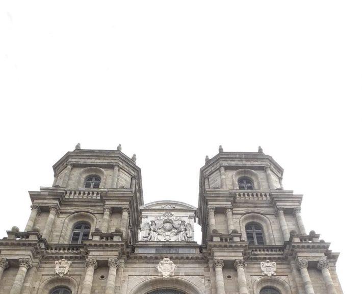 Catedral de St. Pierre. Rennes (Francia)