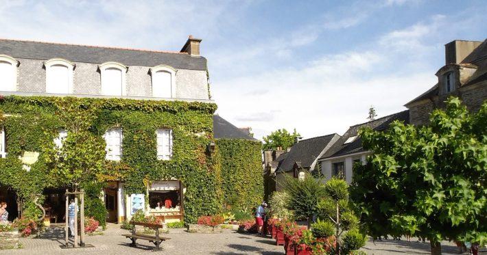 Rochefort - En - Terre (Francia)