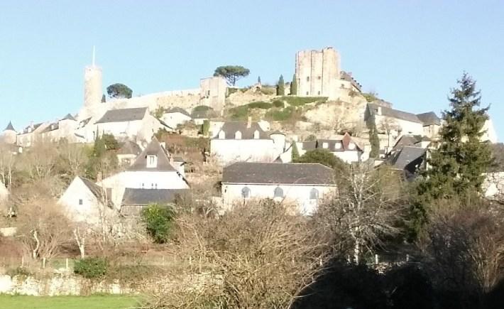 Los pueblos más bonitos de Francia. Turenne