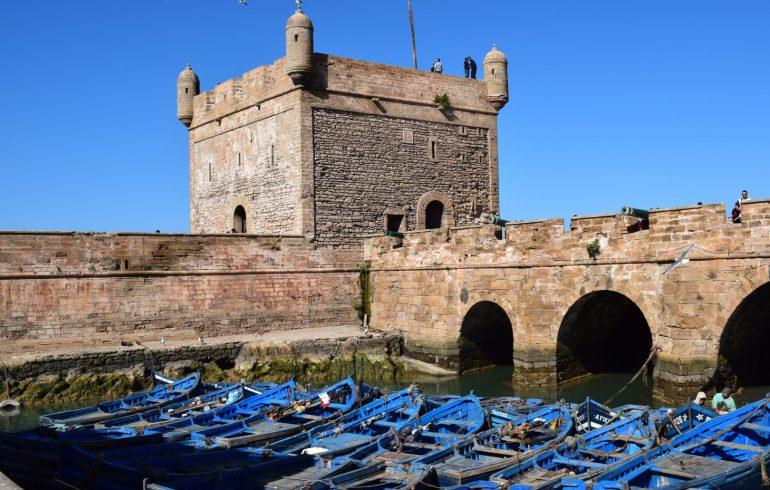 Skala du Port. Essaouira (Marrakech)