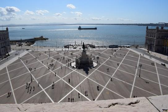 Plaça do Comercio. Lisboa (Portugal)