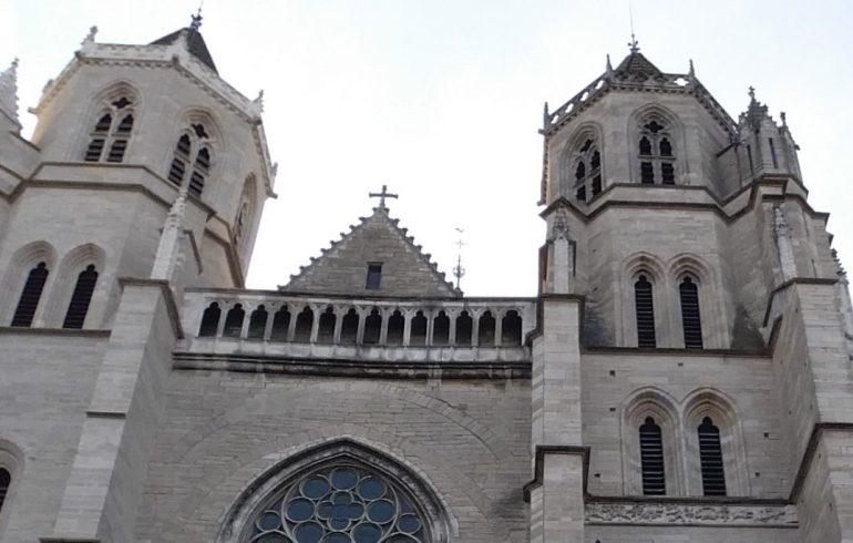 Catedral de St. Benigne. Dijon (Francia)