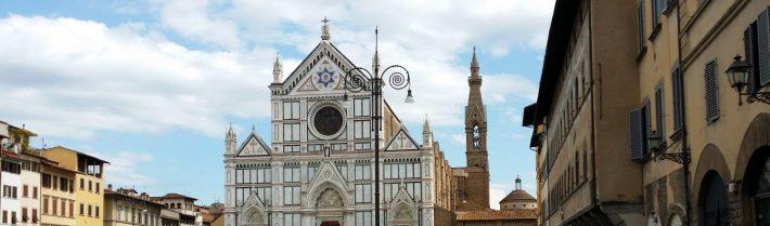 Basílica della Santa Croce. Florencia (Italia)