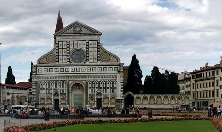 Santa Maria Novella. Florencia (Italia)