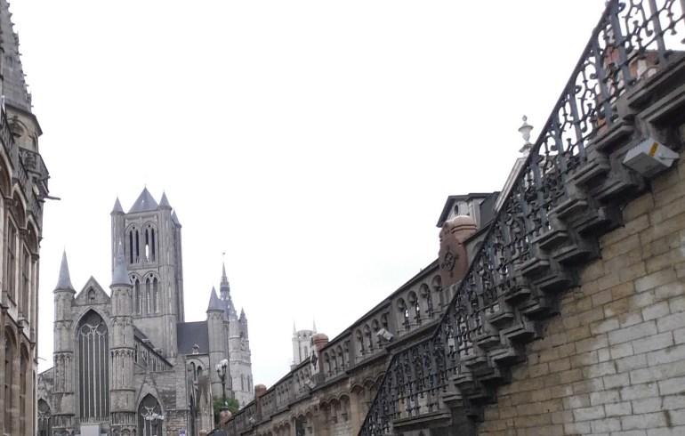 St. Baafskathedraal. Gante (Bélgica)