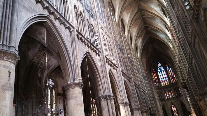 Catedral St. Ettiene. Metz (Francia)