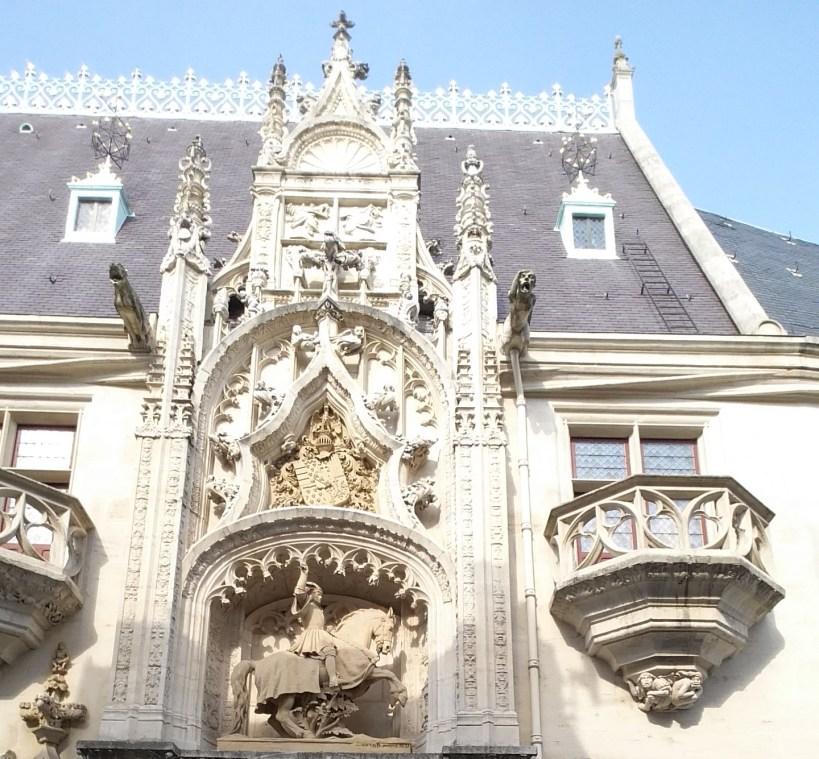 Musée Lorraine, antigua residencia de los Duques de Lorena. Nancy (Francia)