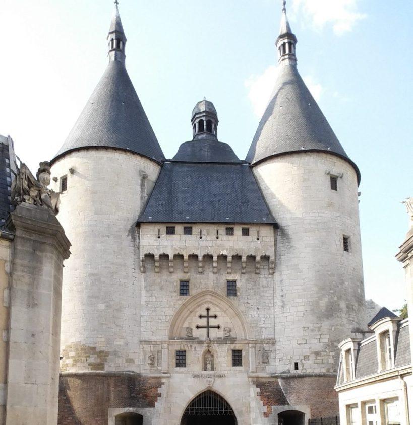 Porte de la Craffe. Nancy (Francia)