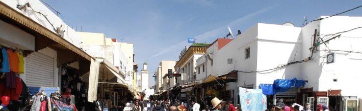 Medina. Rabat (Marruecos)