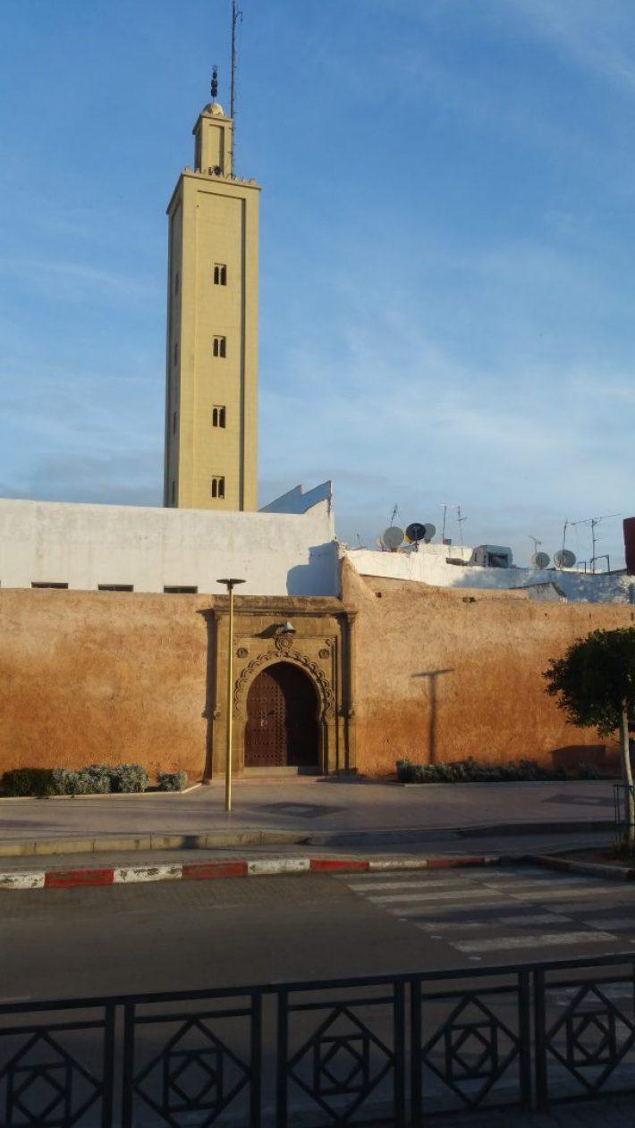 Murallas de la medina de  Rabat (Marruecos)
