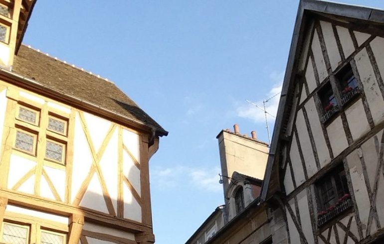 Callejeando por Dijon (Francia)