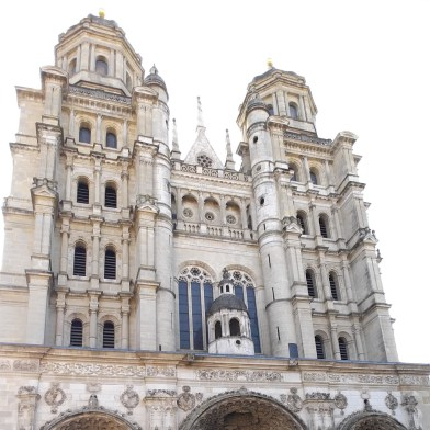 Iglesia de St. Michel. Dijon (Francia)