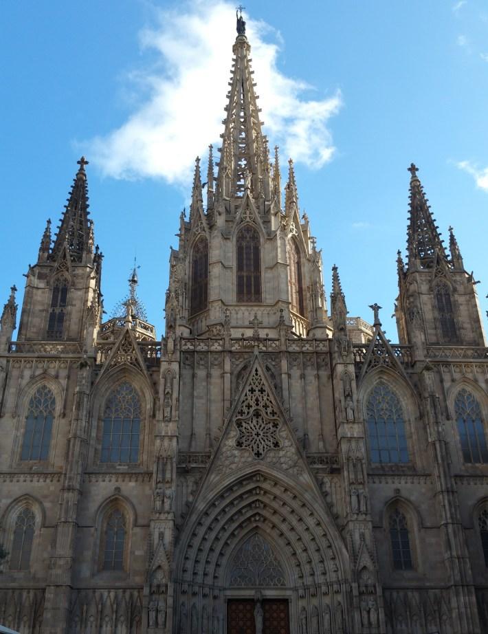 Catedral. Barcelona (España)