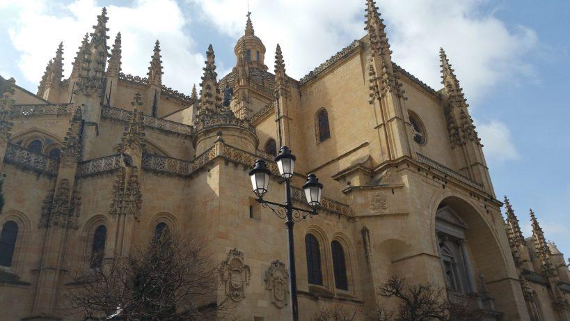 Catedral de Segovia (España)