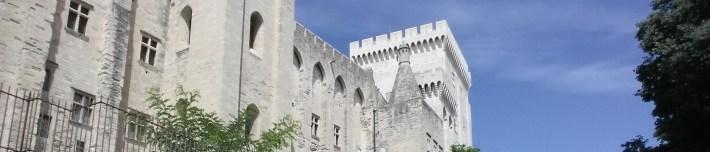 Palacio de los Papas. Avignon (Francia)