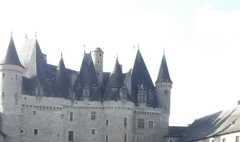 Castillo de Julmilhac Le Grand. Perigord, Aquitania (Francia)