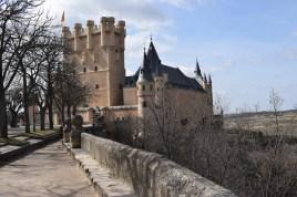 Vistas Torre del Homenaje, Alcázar. Segovia (España)